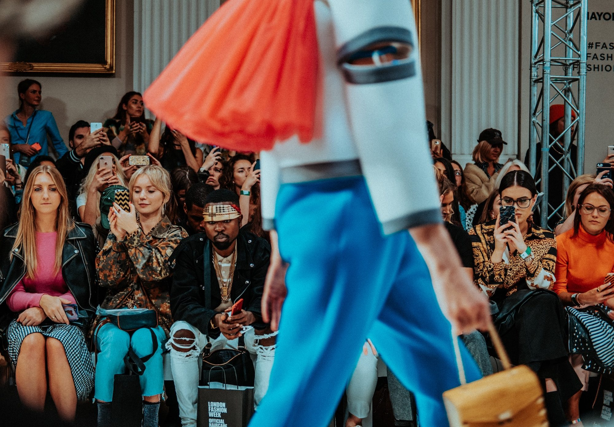 January in Paris is all about Fashion Week, including men's fashion week.