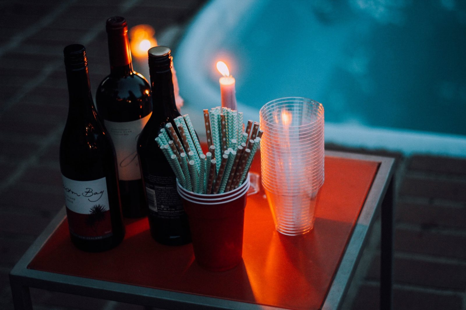 Following France's single use plastic ban, paper straws are becoming a common sight at 'apéros' (parties) across Paris.