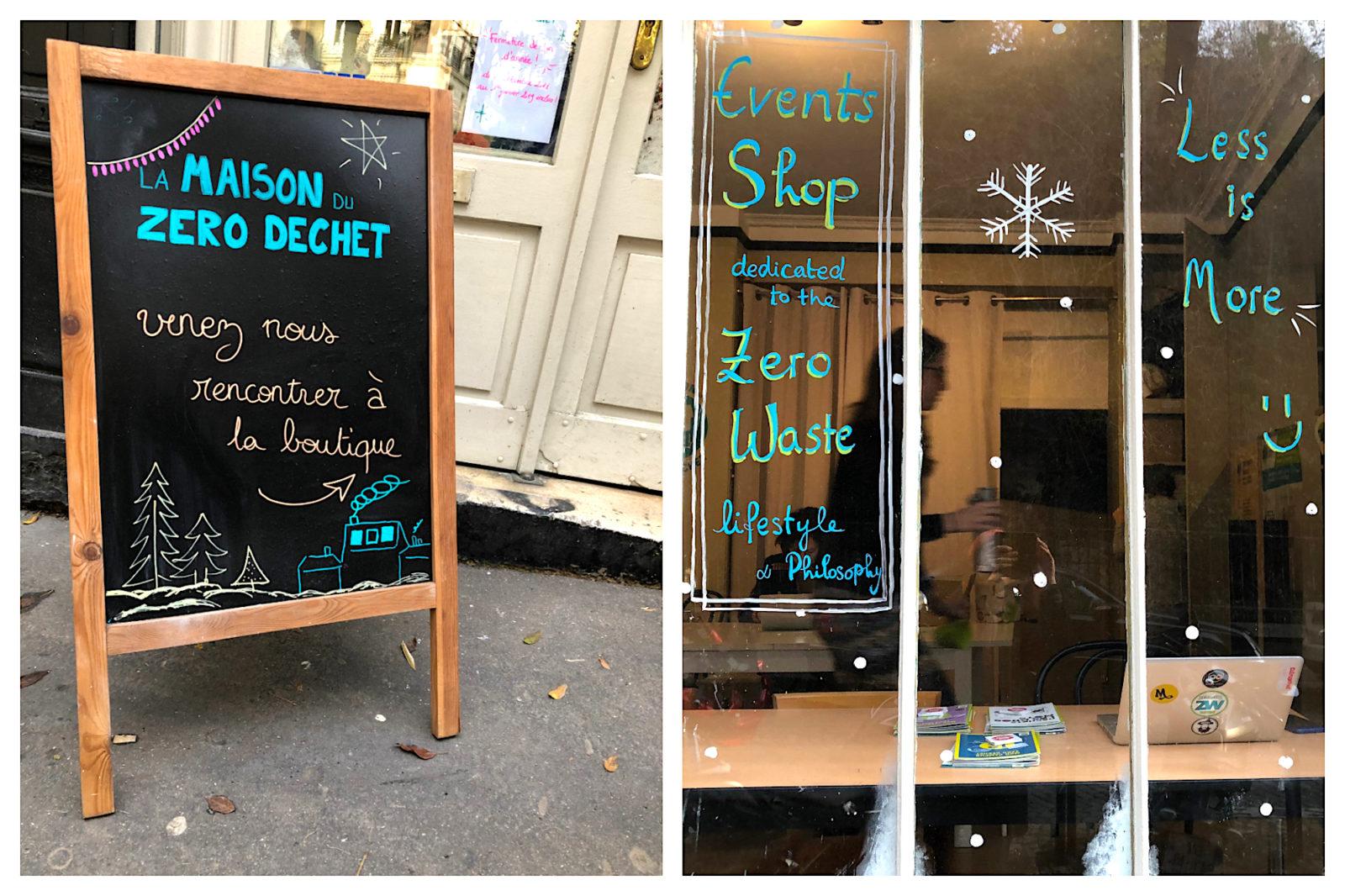 A Zero Waste Living Shop In Paris La Maison Du Z 233 Ro
