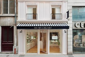 Pop into Oh My Cream! store for natural, organic, clean made-in-France beauty products in Paris.