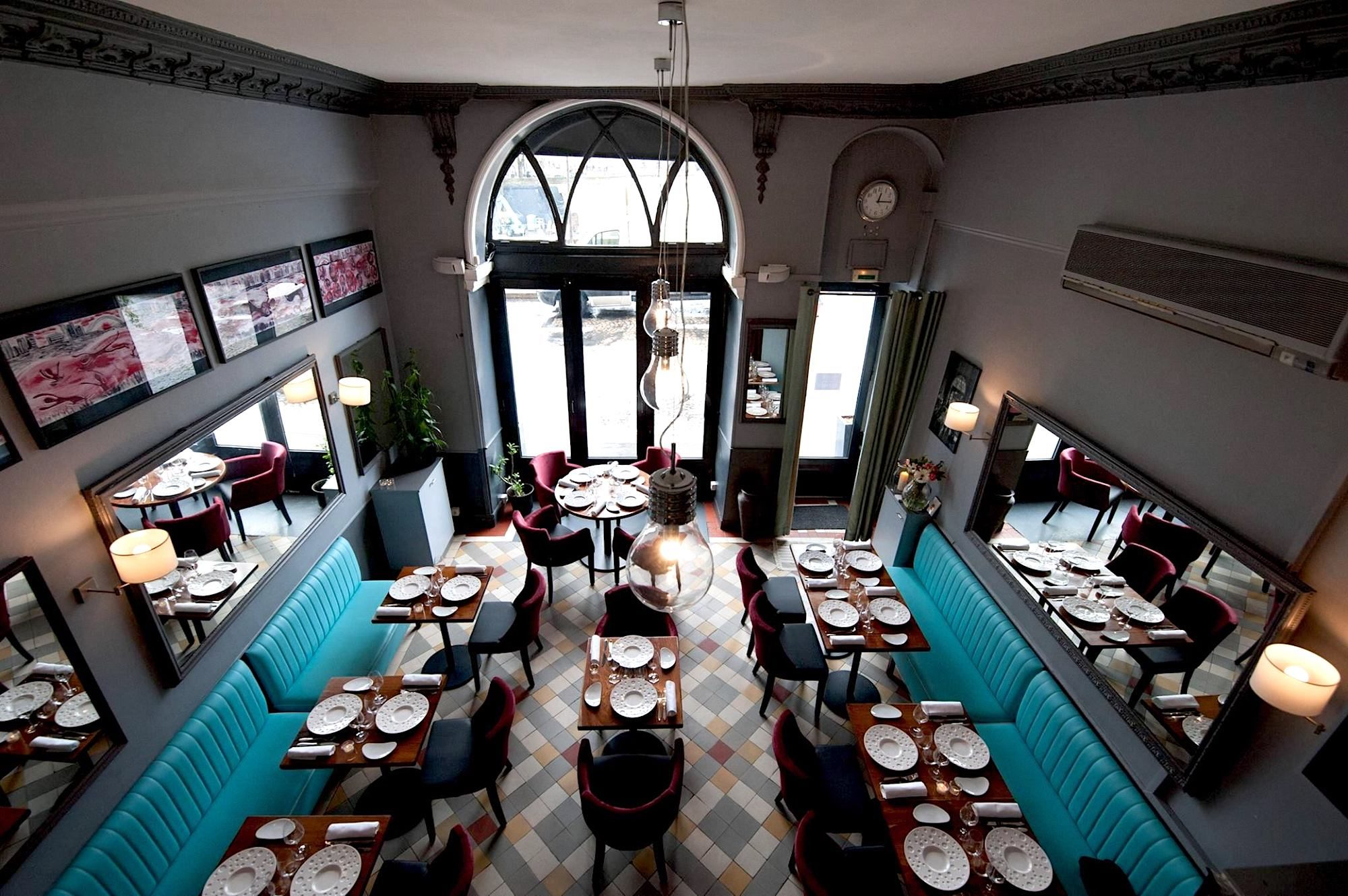Sequana is a great restaurant for modern French food near Paris' Notre Dame Cathedral in St Germain des Près