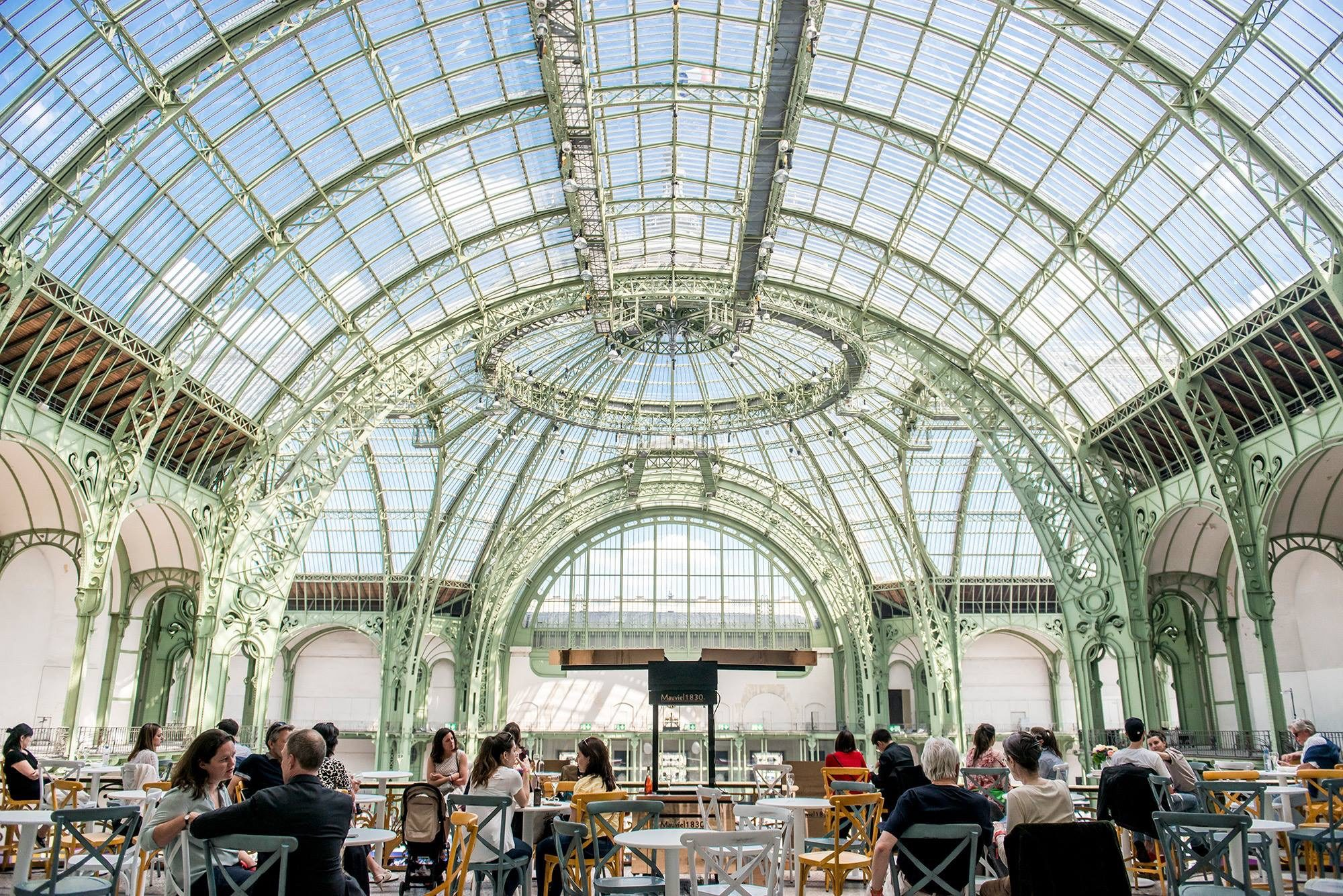 The Mondial de la Bière event in Paris in May at the Grand Palais.
