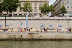 HiP Paris Blog July Events Paris Plage S. Faric – Flickr