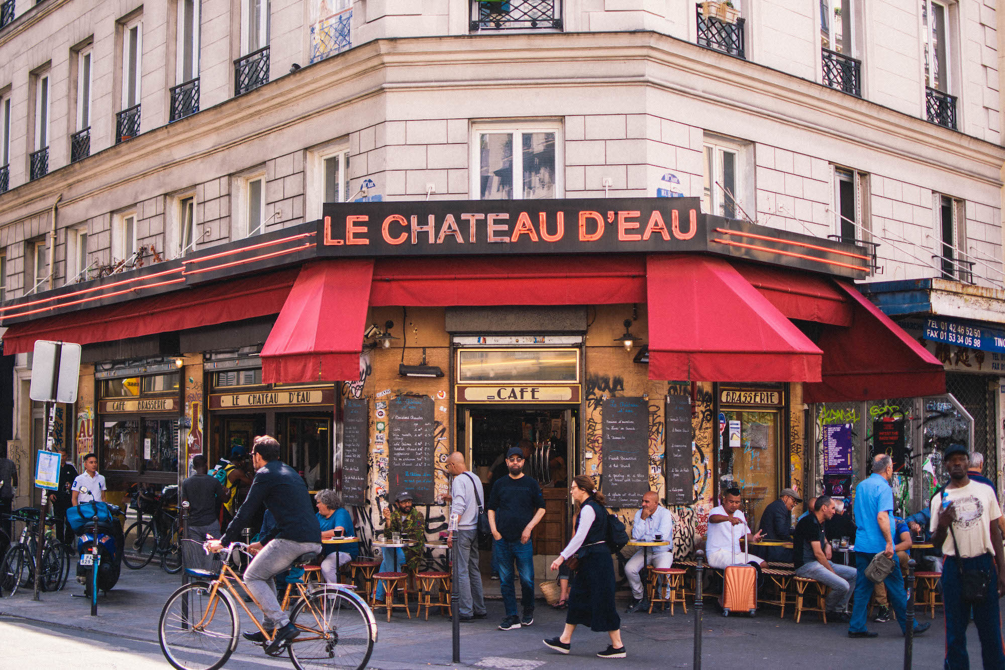 5 Must-Visit Movie Locations in Paris