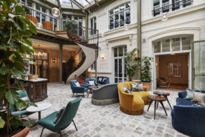 HiP Paris Blog – Winter Gardens – Hoxton Lobby
