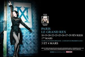 HiP Paris Blog – February Events – Madonna 3 LEAD