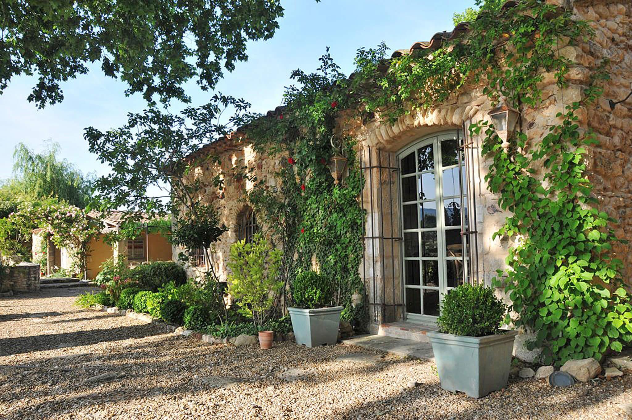 Provence Villa Rental Bonnieux Countryside Villa Haven In