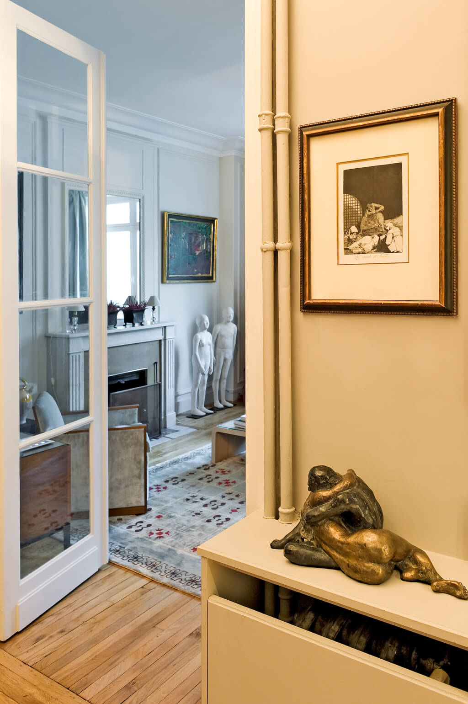 Paris Luxury Apartment Rental Breteuil Luxe Haven In
