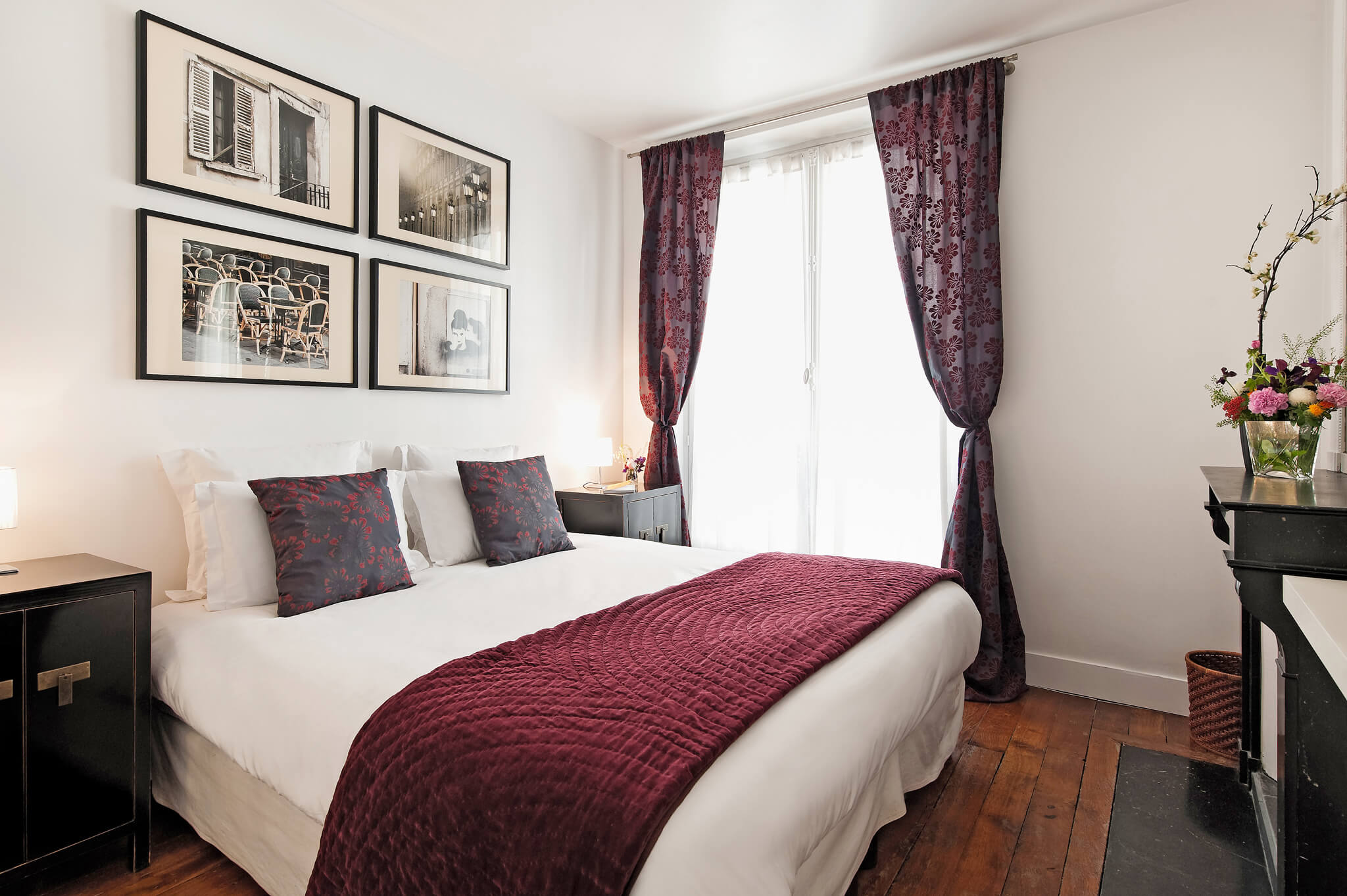 paris vacation apartment rental rosiers haven in