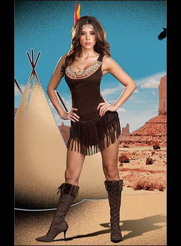 Pocahontas Costume For Hire Rent Or Rental In Papamoa