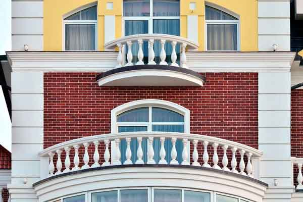 balcony balustrade