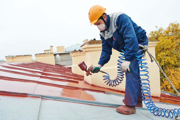roof painter