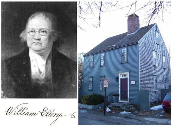 william-ellery-house-and-signature
