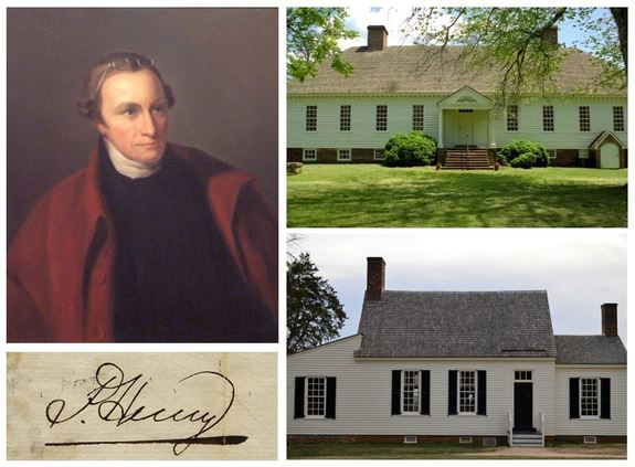 Patrick-henry-house-and-signature.JPG