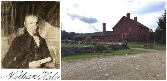 nathan-hale-homestead-and-signature