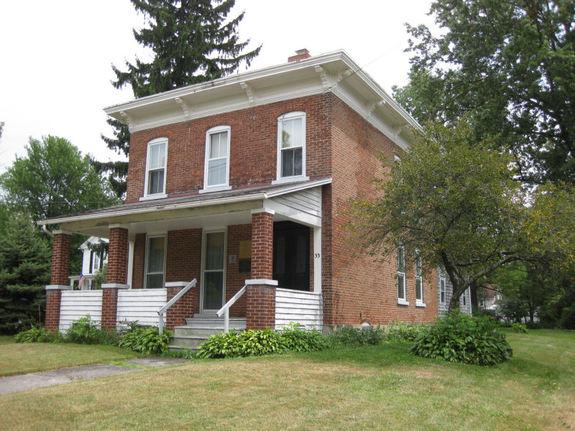 Wilson-Bruce-Evans-House