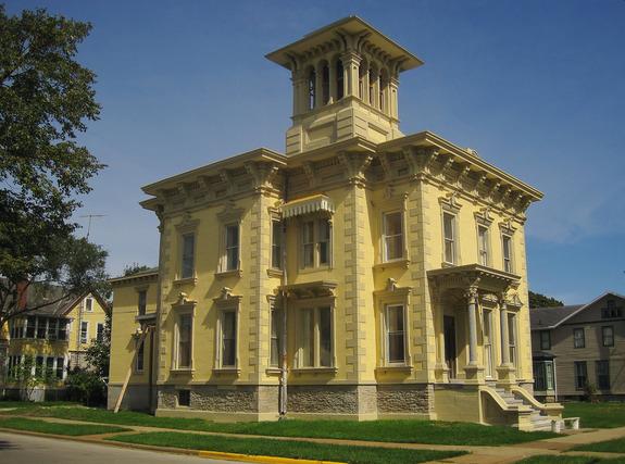 Rush-R-Sloane-House