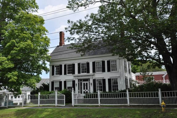 Harriet-Beecher-Stowe-House-Brunswick