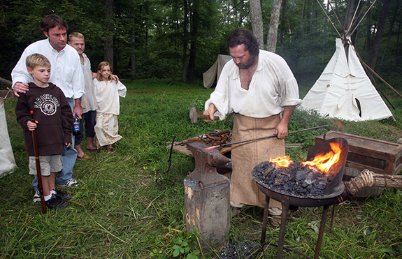Pioneer Life Week at Kentucky State Parks