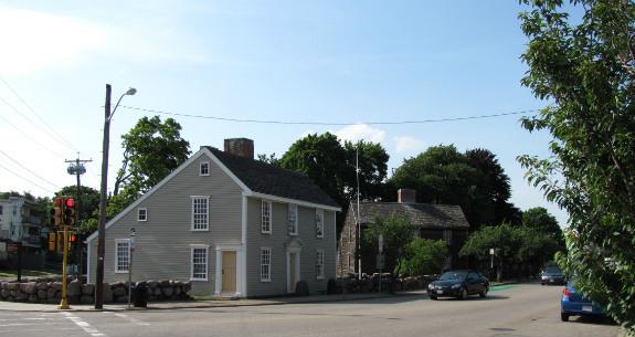 John Quincy Adams Birthplace