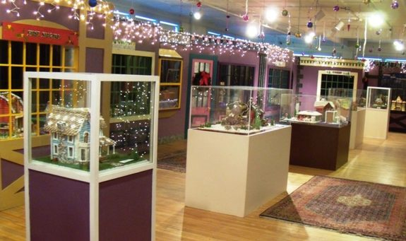32nd Annual Gingerbread Gallery - Syracuse, NY