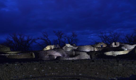 Evening of Lights - Aztec, NM