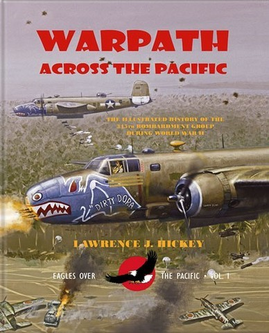 Warpath Across the Pacific