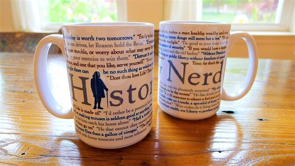 History Nerd Mug