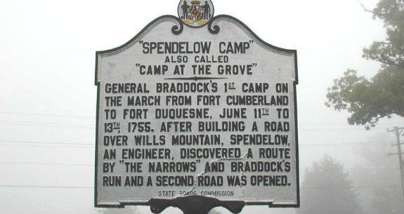 Spendelow Camp