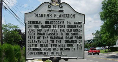 Martin's Plantation