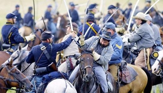 Gettysburg Anniversary Reenactment