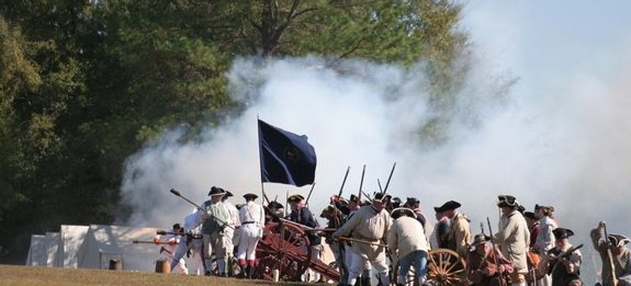 2018 Revolutionary War Field Days