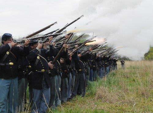 28th Annual Neshaminy State Park Civil War Reenactment