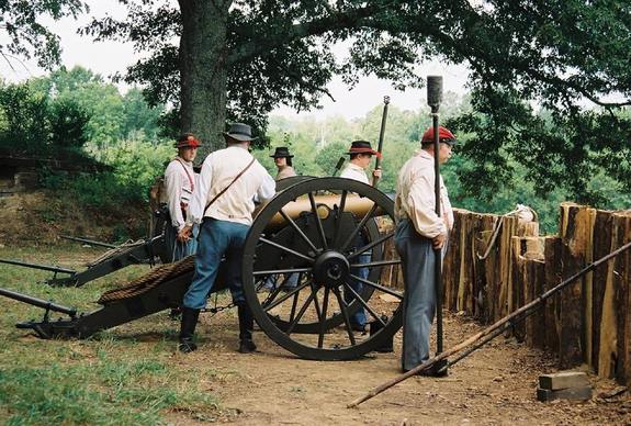 25th Annual Battle of Tunnel Hill Reenactment