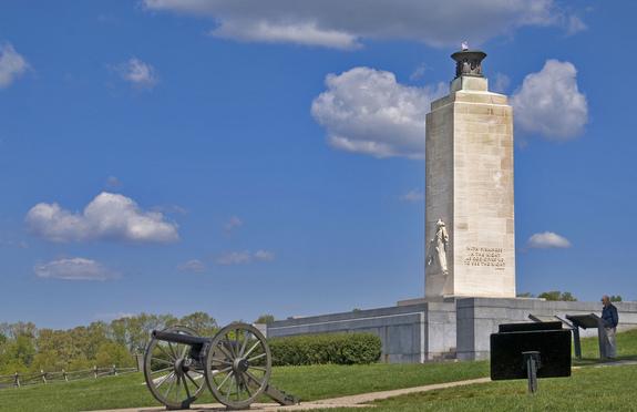 Eternal Light Peace Memorial, Gettysburg, PA
