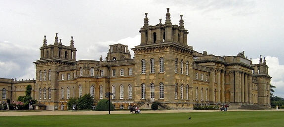 Blenheim Palace, Oxfordshire, United Kingdom