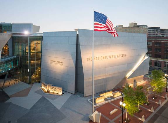 The National WWII Museum - Memorial Day 2018
