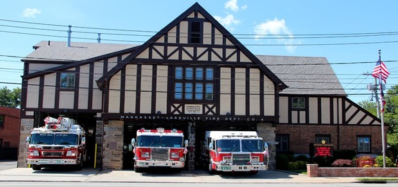 Manhasset-Lakeville Fire Department Company No. 4
