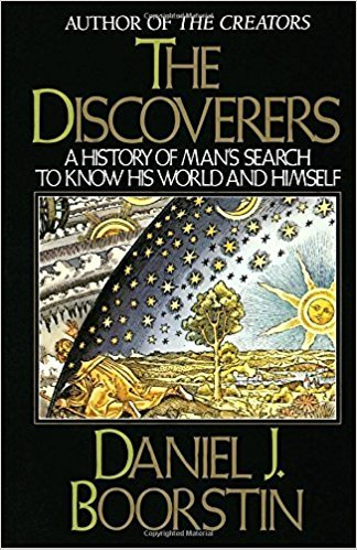 The Discoverers by Daniel Boorstin