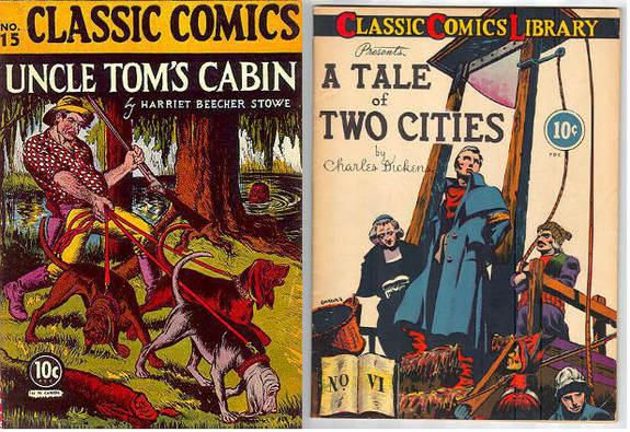 Classic Comics