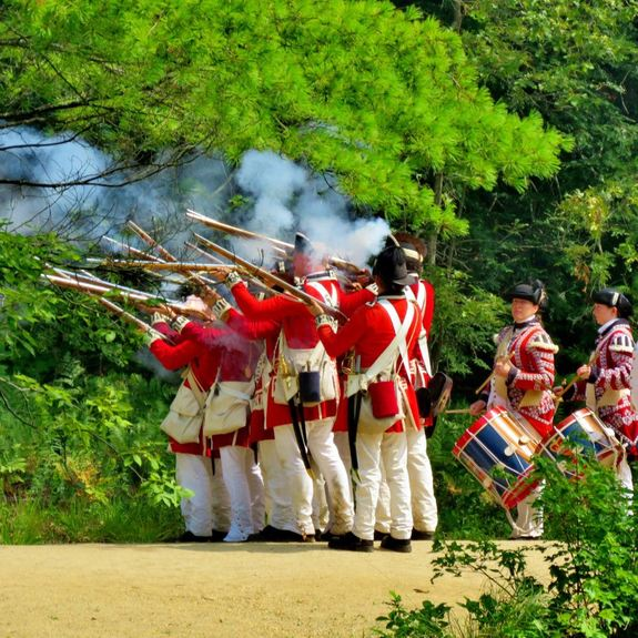 Redcoats and Rebels - Old Sturbridge Village