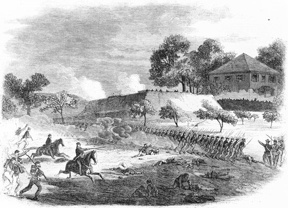 Battle of Petersburg