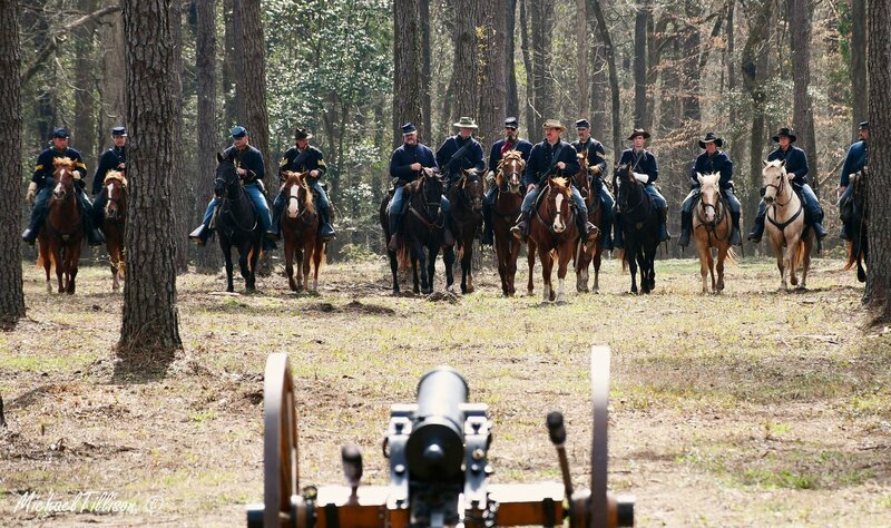 20th Annual Reenactment and 156th Anniversary of the Battle for Broxton Bridge