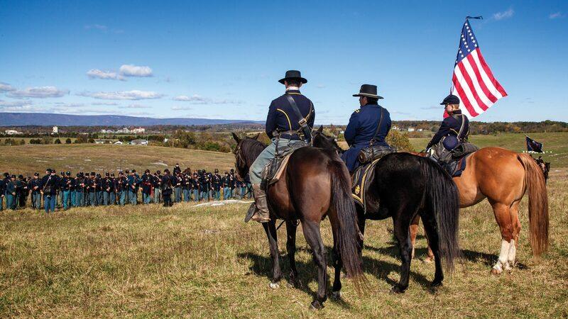 2018 Battle of Cedar Creek
