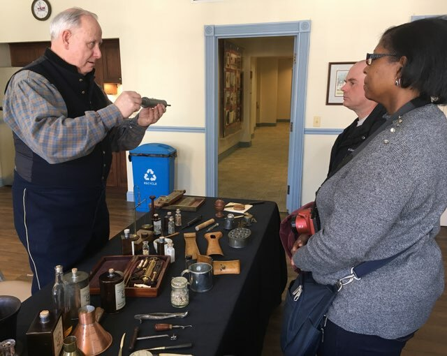 Living History at the National Museum of Civil War Medicine
