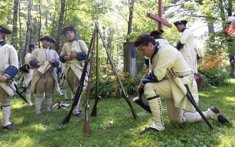 battle-of-carillon-reenactment-ft-ticonderoga