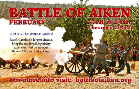 Battle of Aiken 2019
