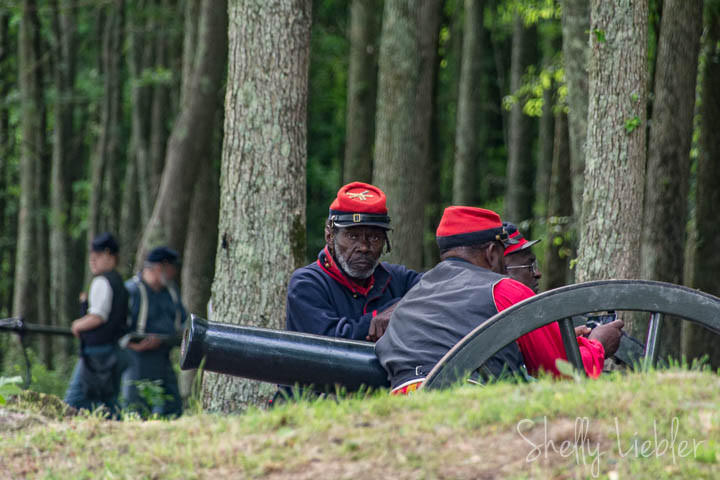 Top 31 historic battle reenactments this year