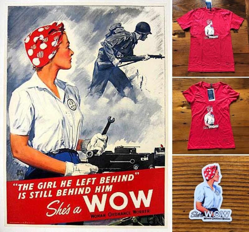 """'She's a W.O.W."""""""