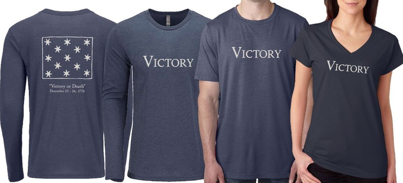 """Victory"" shirts"